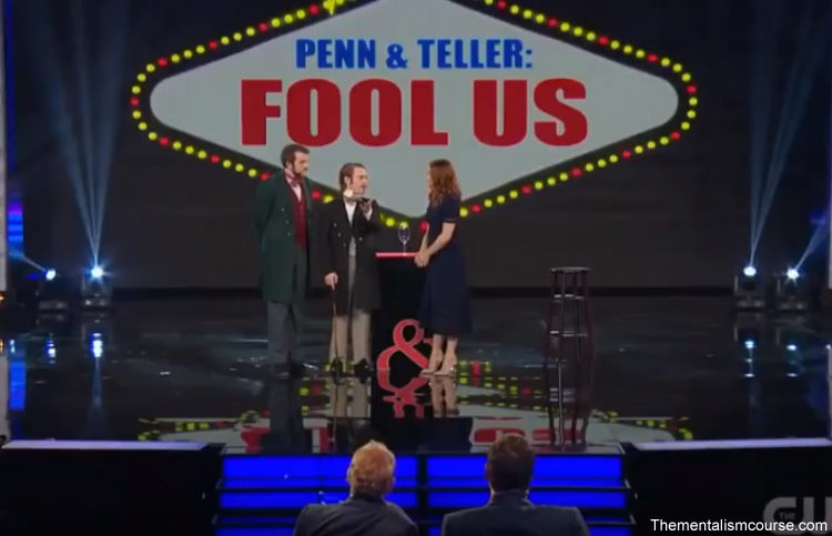 Impossible Mentalism Magic Trick (Even Penn & Teller Are Confused!)