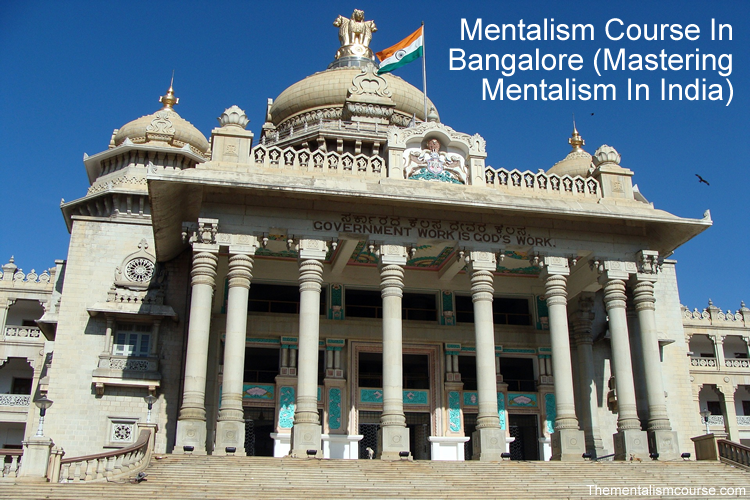 How to learn mentalism course in Bangalore (Mastering Mentalism In India)