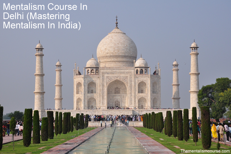 How to learn mentalism course in Delhi (Mastering Mentalism In India)
